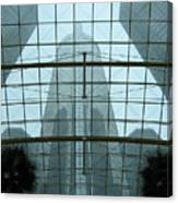 Rencen Inside Out Canvas Print