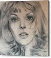 Renee Russo Canvas Print