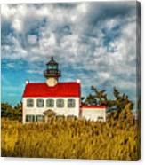 Renovated East Point Lighthouse Canvas Print