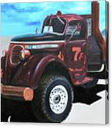 Reo Speedwagon Canvas Print
