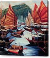 Repulse Bay  Canvas Print
