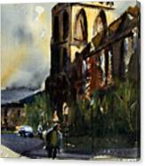 Residences, Catholic University Canvas Print
