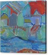Residences Canvas Print