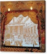 Residenz Theatre 1 Canvas Print