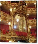 Residenz Theatre 5 Canvas Print