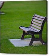 Resting Place Canvas Print