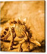 Restoration In Extinction  Canvas Print