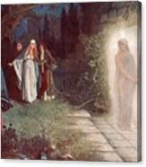 Resurrection Morn  Canvas Print