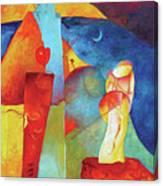 Resurrection Of The Magi Canvas Print