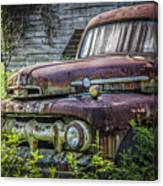 Retire In Style Canvas Print