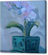 Retirement Orchid...sold Canvas Print