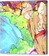 Retour Aux Sources Canvas Print