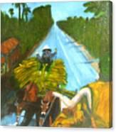 Return From Ambush Canvas Print