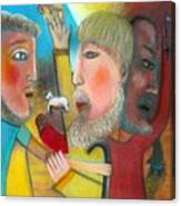 Return Of The Prodigal Son Canvas Print