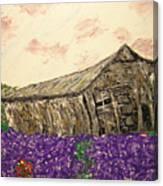 Return To Serenity Canvas Print