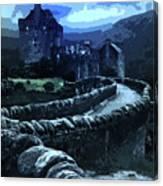 Return To The Dark Tower  Canvas Print