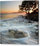 Return To The Sea Canvas Print