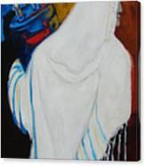 Returning The Torah Canvas Print