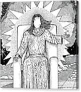 Revelation 20 Canvas Print