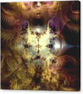 Reverberations From The Obliteration Canvas Print