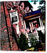 Reynolds Tavern Annapolis Canvas Print