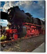 Rhineland-palatinate Locomotive Canvas Print