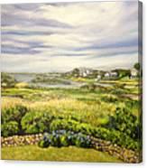 Rhode Island Coast Canvas Print