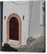 Rhodes Greece Canvas Print