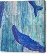 Rhythm And Blues Canvas Print