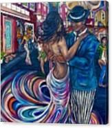Rhythm And Hues Canvas Print