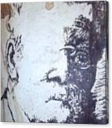 Ricardo Palma Canvas Print