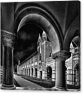 Rice Arches Canvas Print