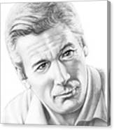 Richard Gere Canvas Print