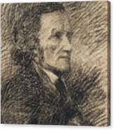 Richard Wagner  Canvas Print