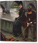 Richmond Bridge Canvas Print