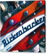 Rickenbocker Canvas Print