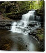 Rickets Glen 4 Canvas Print