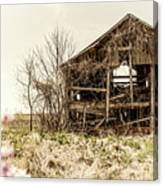 Rickety Shack Canvas Print