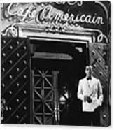Ricks Cafe Americain Casablanca 1942 Canvas Print
