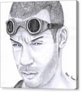 Riddick Canvas Print