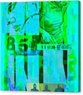 ride 85 slick-N-trick Canvas Print