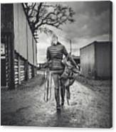 Ride Time Canvas Print