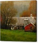 Ridgefield Farm Canvas Print