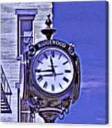 Ridgewood Time Canvas Print