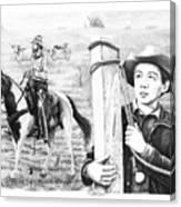Rifleman-mark-mccain Canvas Print