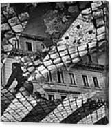 Riflesso Canvas Print