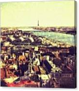 Riga Canvas Print