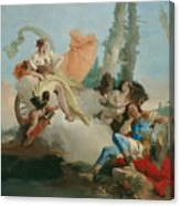 Rinaldo Enchanted By Armida Canvas Print
