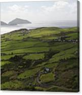 Ring Of Kerry Ireland Canvas Print