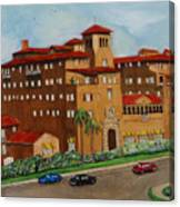 Ringling Towers Canvas Print